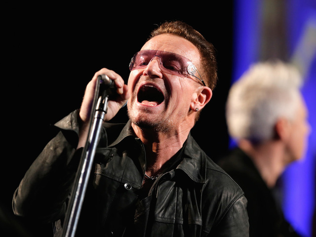 U2 cancels concert at The Dome