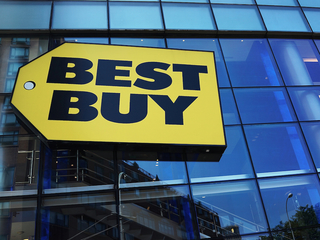 Is Best Buy keeping up with Amazon?