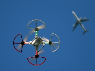WATCH: Drone safety reports soaring