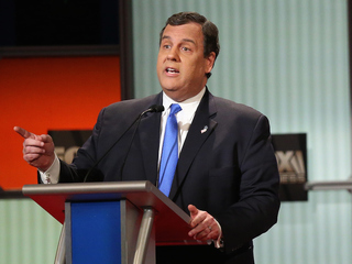 Christie end presidential campaign