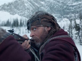 'The Revenant' tops box office