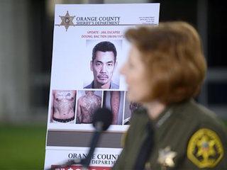 2 remaining fugitive inmates caught in San Fran.