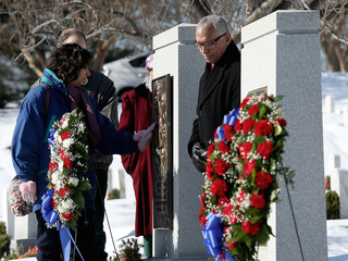 NASA's Columbia shuttle tragedy remembered