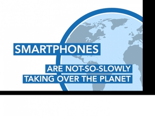 When smartphones will take over the planet