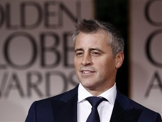 BBC says actor Matt LeBlanc to join 'Top Gear'