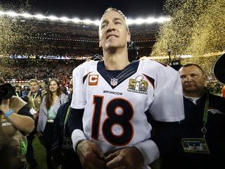Why Peyton Manning keeps talking about Budweiser