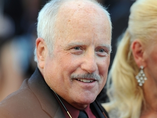 Democrat Richard Dreyfuss went to Ted Cruz rally