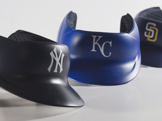 Will pitchers warm up to this new padded cap?