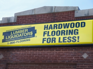 Lumber Liquidators floors? Here are your options