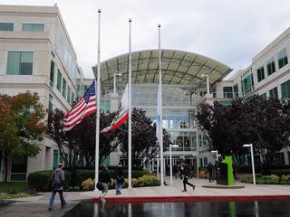 Man found dead in Apple headquartes was employee