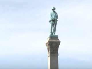 Controversy over another Confederate artifact