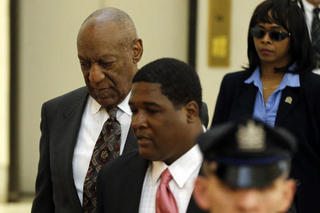 Cosby ordered to stand trial