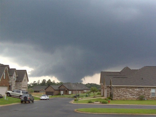 Four best places to go during a tornado