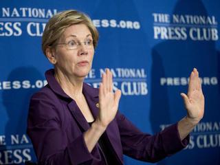 Sen. Warren slams Trump