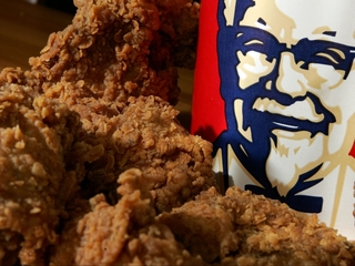 KFC India meal box charges your phone