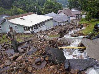 Flooding in West Virginia kills 23