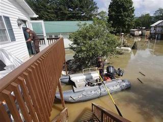 Devastating floods in West Virginia kill 24