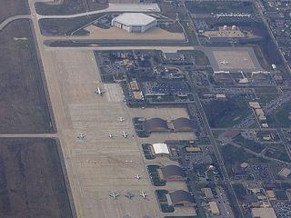 1 building still on lockdown at Andrews AF base