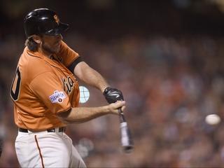 Madison Bumgarner will bat in an AL ballpark
