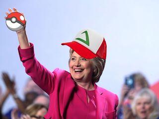 Presidential candidates tap into 'Pokémon Go'