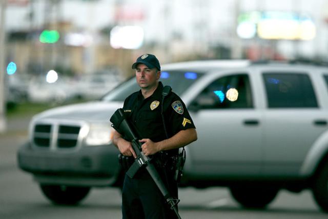 Baton Rouge gunman's anger at police