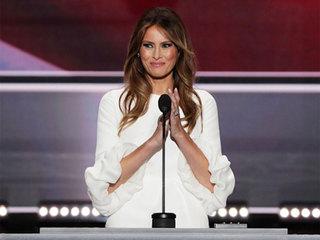 Melania Trump's speech writer offers resignation