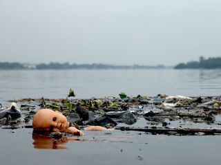 Rio's Olympic waters still aren't clean
