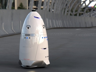 Get ready for robot security guards