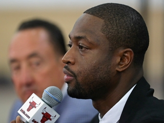 Arrests made in death of Dwyane Wade's cousin