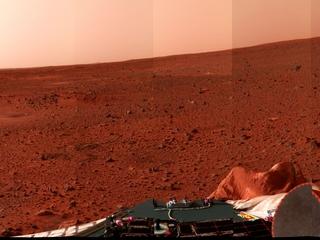 Senate committee OKs Mars mission bill