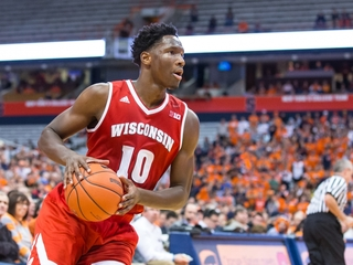 Nigel Hayes' Protest Isn't Just With the NCAA
