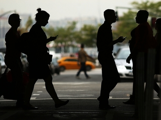 Pedestrian deaths spike 22 percent in 2 years
