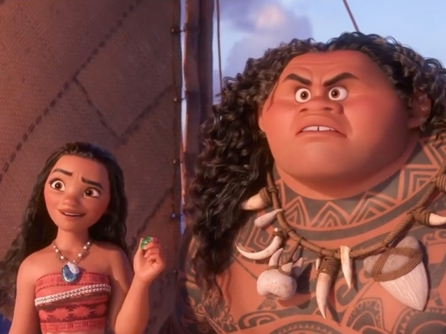 'Moana' easily wins the Thanksgiving box office weekend