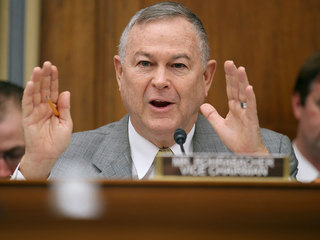 Congressman on short list for Sec. of State