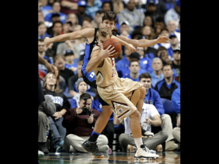 Duke player suspended indefinitely for tripping