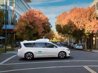 Waymo to test self-driving minivans in CA, AZ