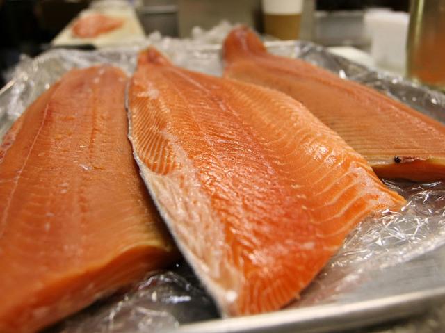 Tapeworm in Salmon: Japanese Parasite Found in Alaskan-Caught Fish