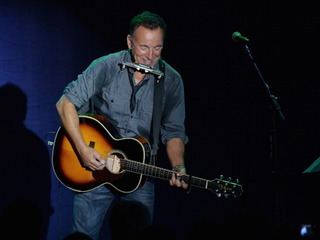 Springsteen cover band drops inaugural concert