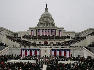 How do you even plan an inauguration?