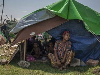 The Rohingya crisis turned toward an insurgency