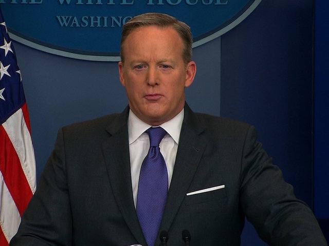 Sean Spicer won't be offered a network job, report says