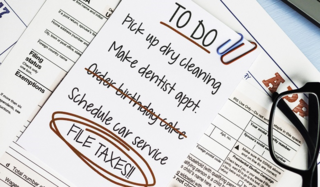 Why it's a good idea to file your taxes early