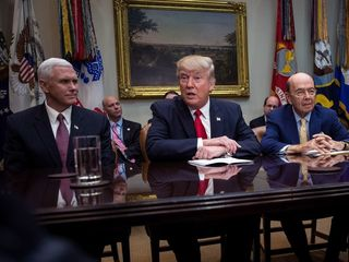 Trump administration to focus on tax reform