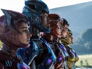 'Power Rangers' has mighty $40M debut