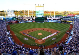 Royals Pound Tigers; Now 1.5 Games Out of First