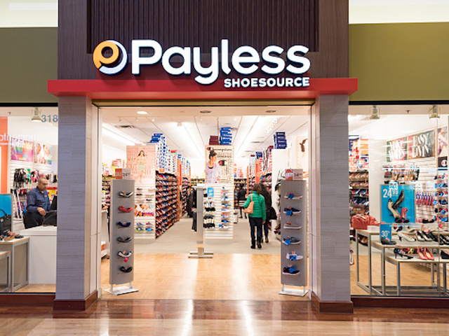 Vermont Payless stores among 400 closing nationwide
