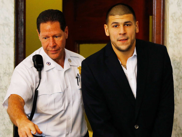 Family asking judge for order on Aaron Hernandez evidence