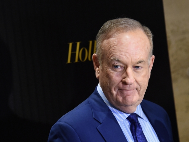 Out at Fox, Bill O'Reilly denies harassment claims