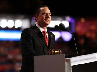 Priebus: Administration 'looked at' changing law