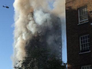 Whirlpool: London fire fridge was discontinued